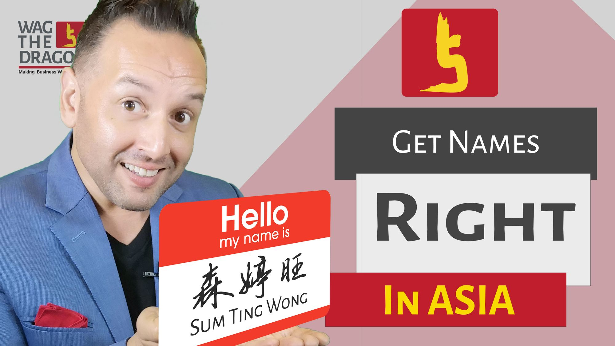 Asian Names - Use them Correctly - Power of Chinese, Thai, Vietnamese and Other Names in Asia