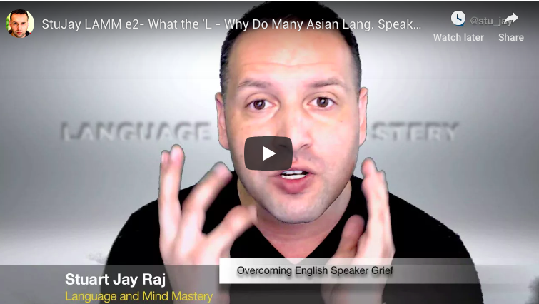 Why Do Many Asian Languages Mix Up 'R' and 'L'?
