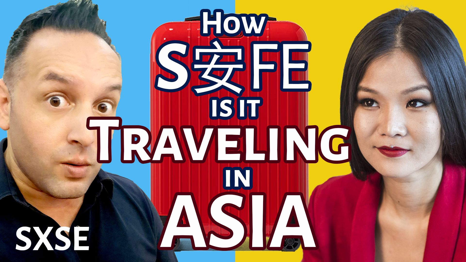 How Safe is it to Travel in Asia