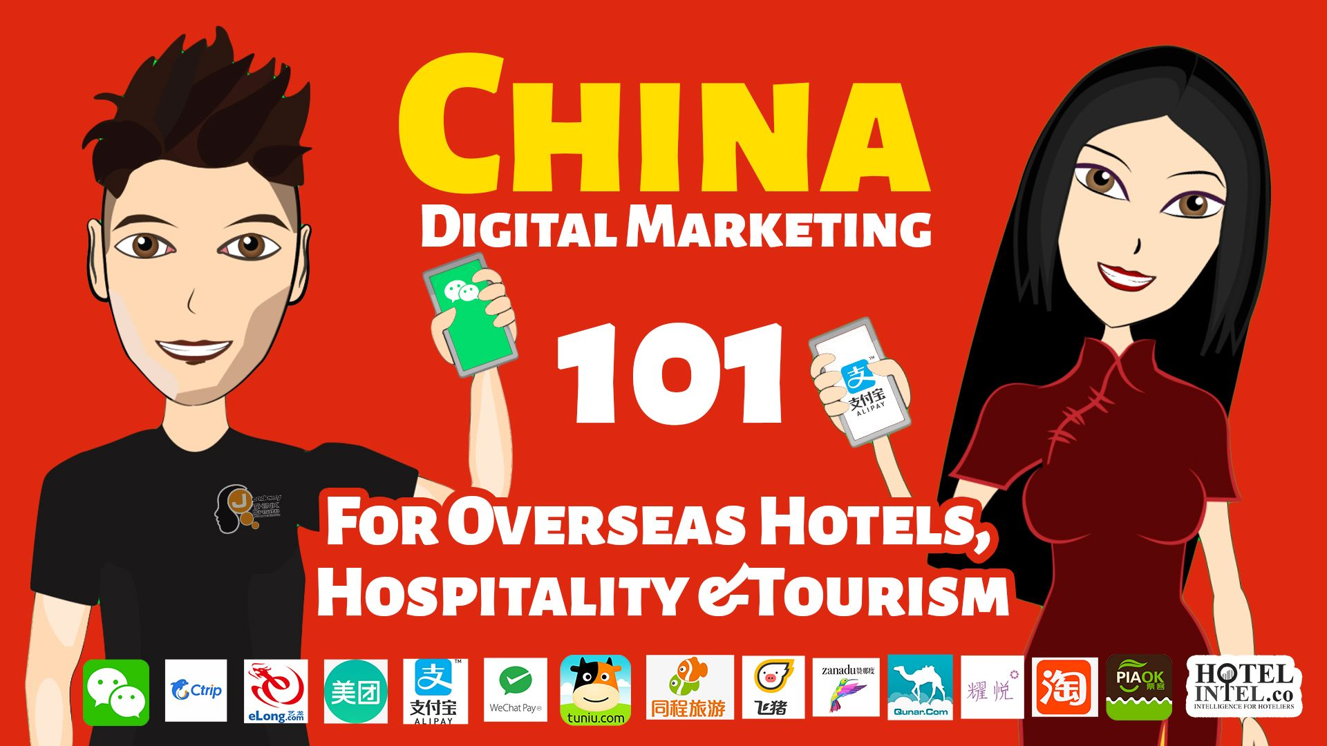 China is Too Big Too Ignore - China Digital Marketing 101