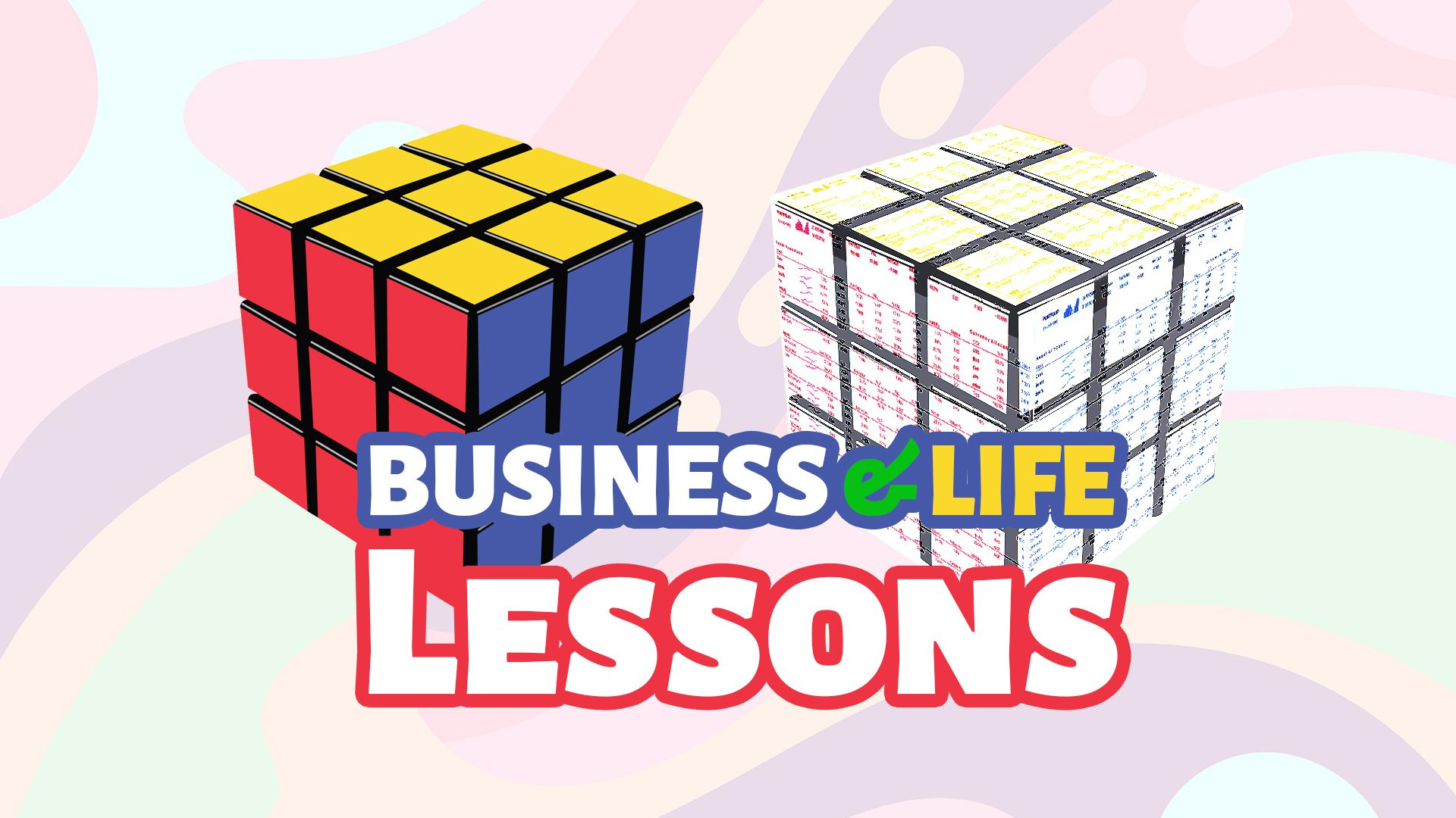 5 Business and Life Lessons from the Rubik's Cube