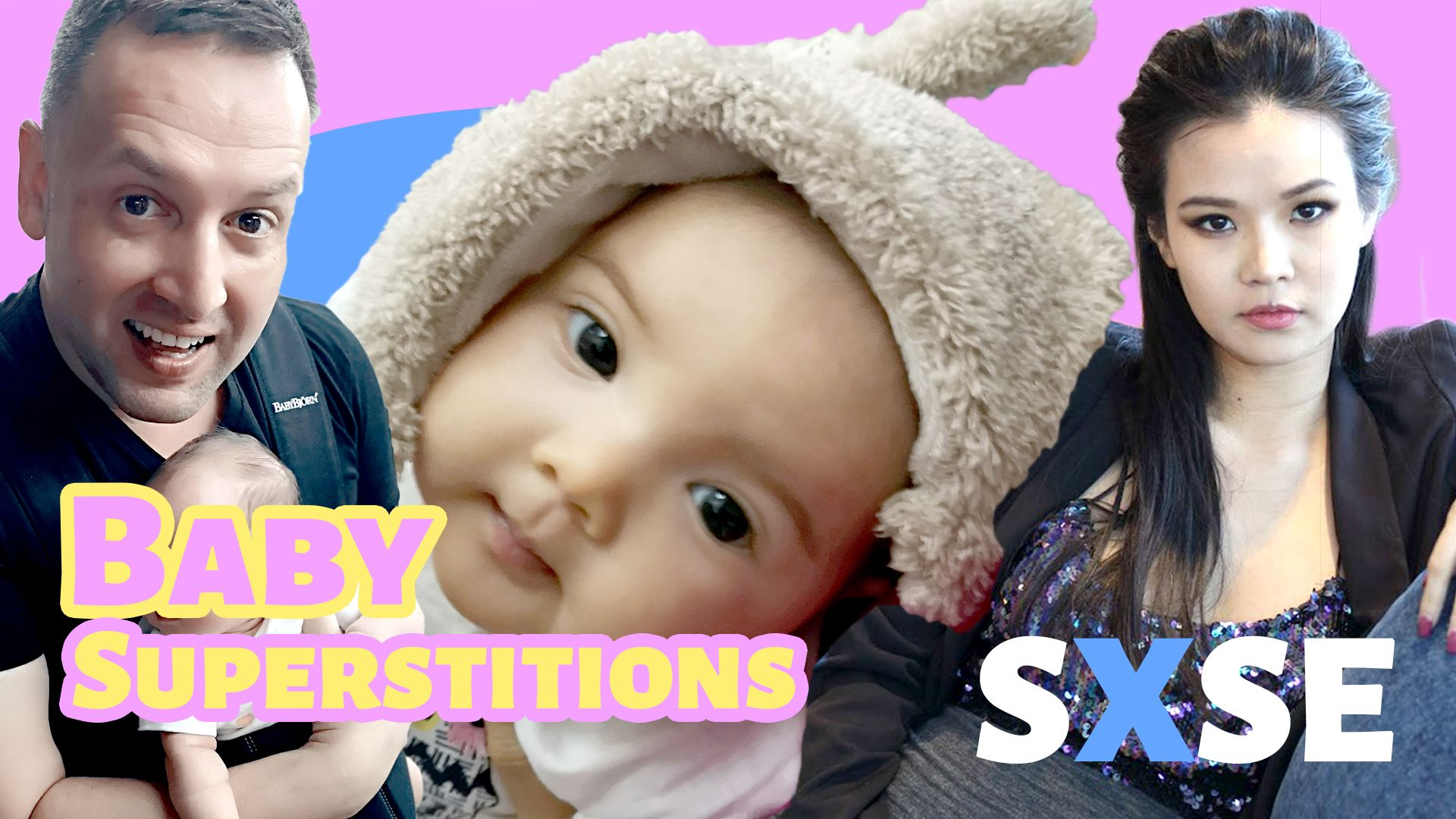 Asian / Thai Baby Superstitions and Raising International Bilingual Kids - SXSE